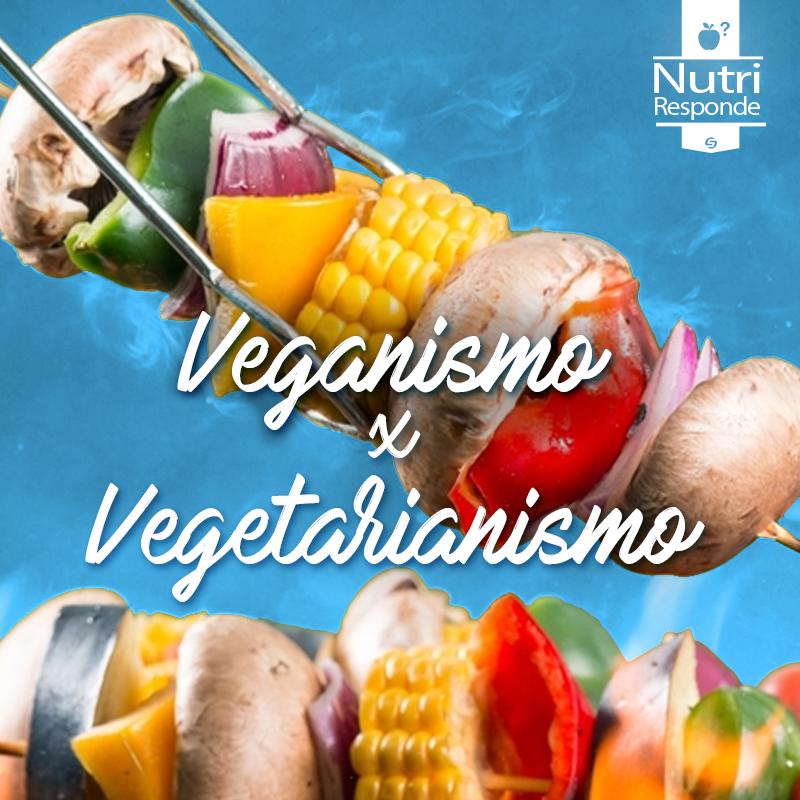 Nutri Responde: Veganismo x Vegetarianismo
